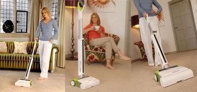 Gtech  AirRam,  aspiradora sin cables que compacta la suciedad y ahorra energía