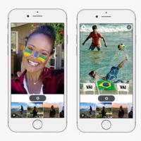Facebook sigue acercándose a Snapchat añadiendo las máscaras a sus vídeos en directo