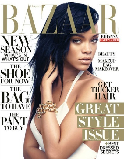 Uys Rihanna, tan modosita que me ha costado reconocerte
