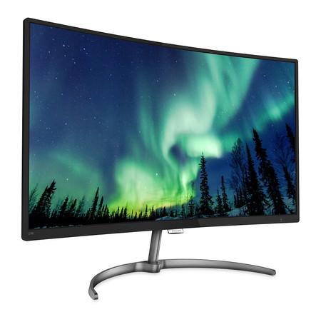 Philips apuesta por las pantallas curvas con su nuevo monitor, el Philips 278E8QJAB