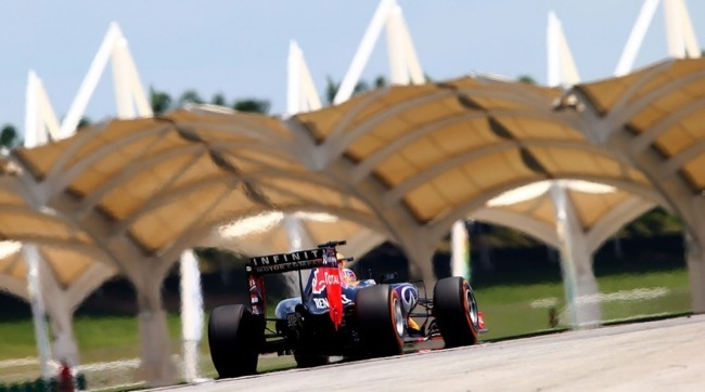 Daniel Ricciardo Gp Malasia F1 2015