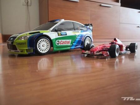 Gran Premio Tu Casa 2020 50 Ford Focus RS Ferrari F1