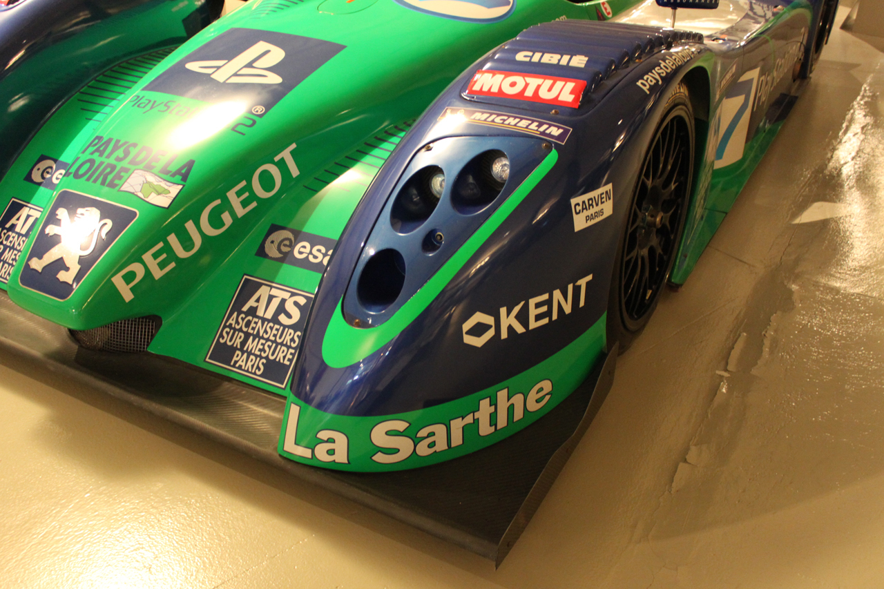 Foto de Museo 24 horas de Le Mans (100/246)