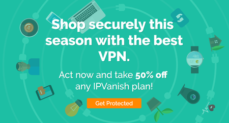Shop Securely This Season With The Best Vpn Ipvanish Vpn