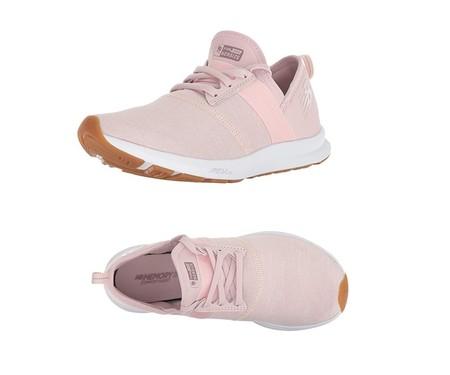 Las zapatillas New Balance Fuel Core Nergize en rosa nos pueden salir por 26,22 euros en Amazon