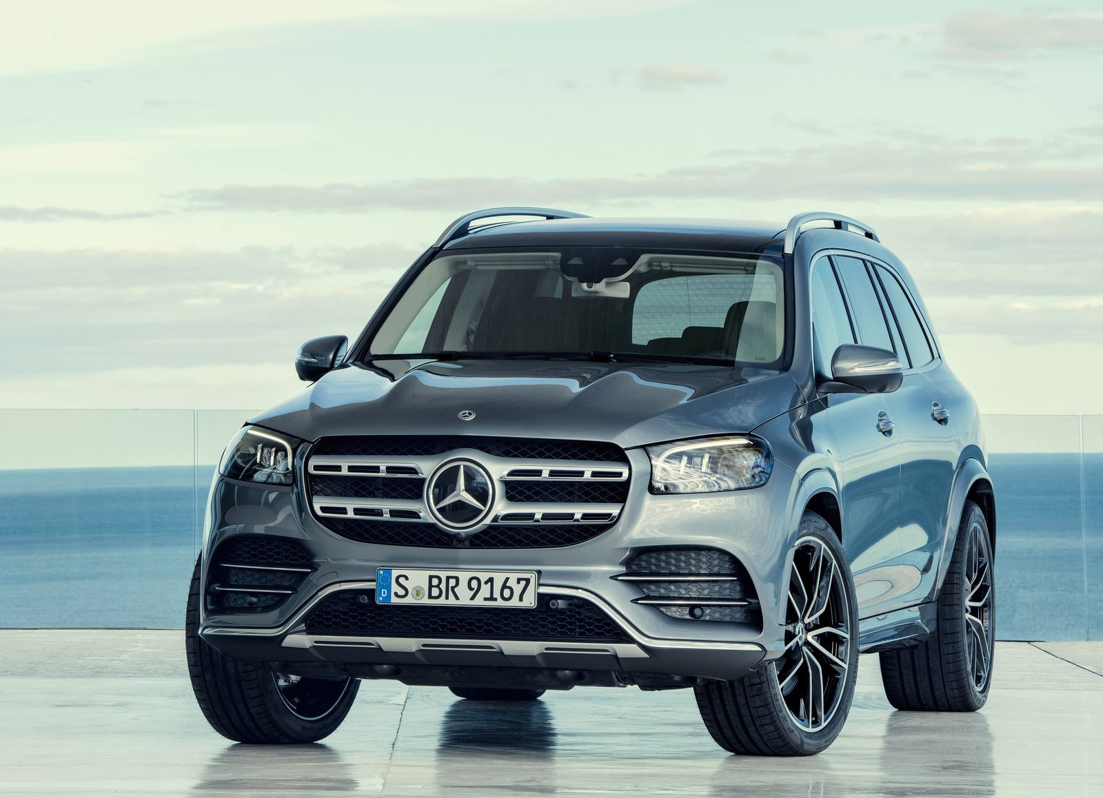 Foto de Mercedes-Benz GLS (2/22)