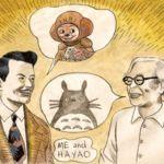 'Cuadernos japoneses': un italiano en el país del sol naciente