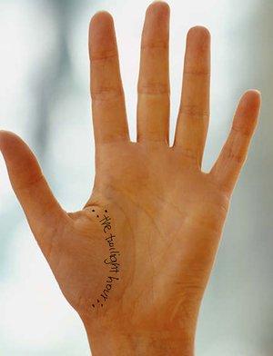 La psoriasis en las manos de las mujeres