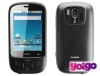 Huawei Selina, el Android de bajo coste de Yoigo