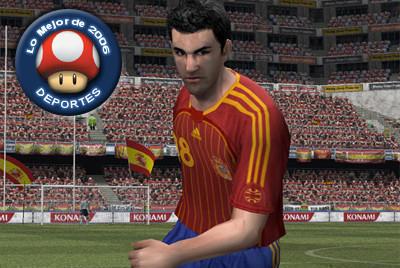 Lo mejor de 2006: Mejor juego deportivo