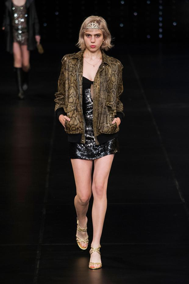 Saint Laurent Primavera-Verano 2016