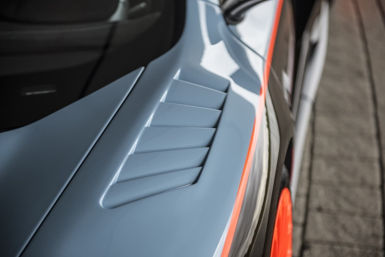 Foto de McLaren 675LT Gulf Racing (6/10)