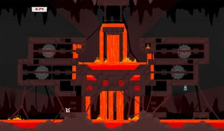Después de 5 años Super Meat Boy deja el Xbox 360 y llega a PlayStation
