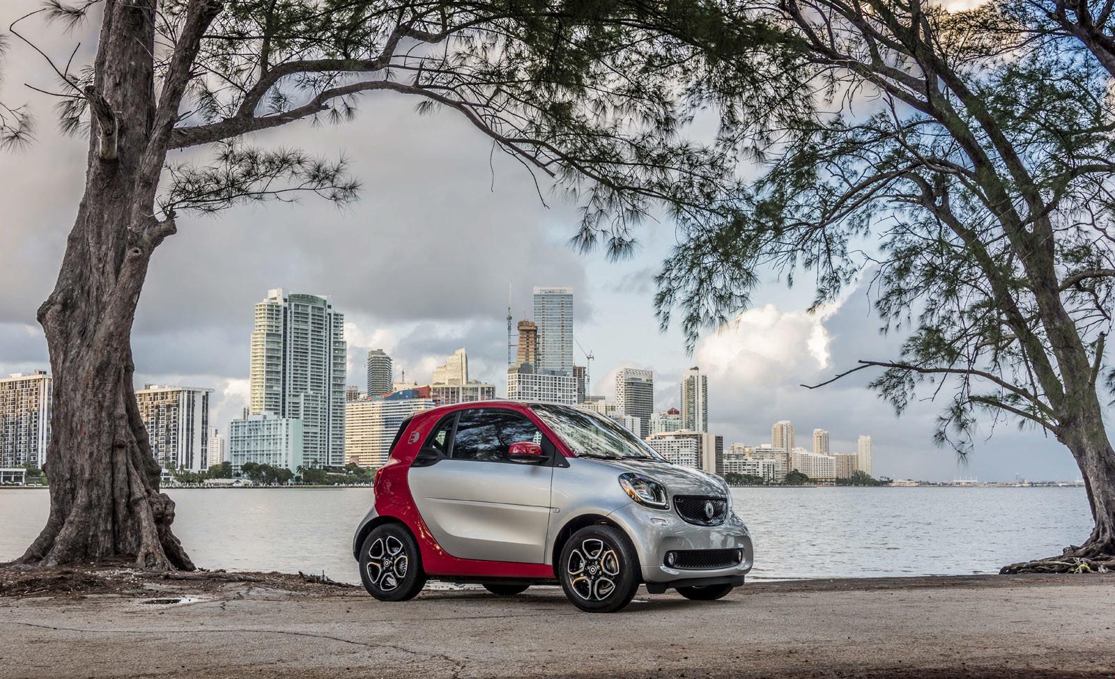 Foto de smart fortwo Electric Drive, toma de contacto (58/313)