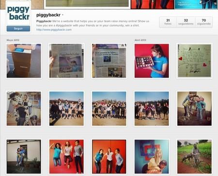Piggybackr es una plataforma de crowdfunding para estudiantes desde el preescolar hasta la universidad