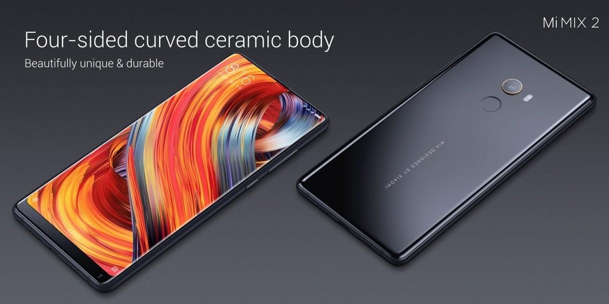 c15eca449d4 Dónde comprar el Xiaomi Mi Mix 2 más barato y al mejor precio