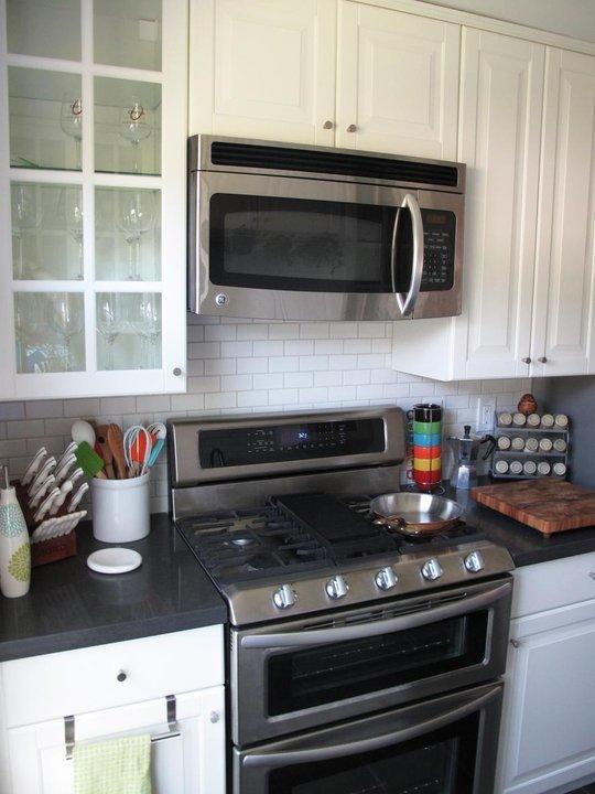 Foto de una cocina de 7 metros cuadrados 2 4 for Cocina 4 metros