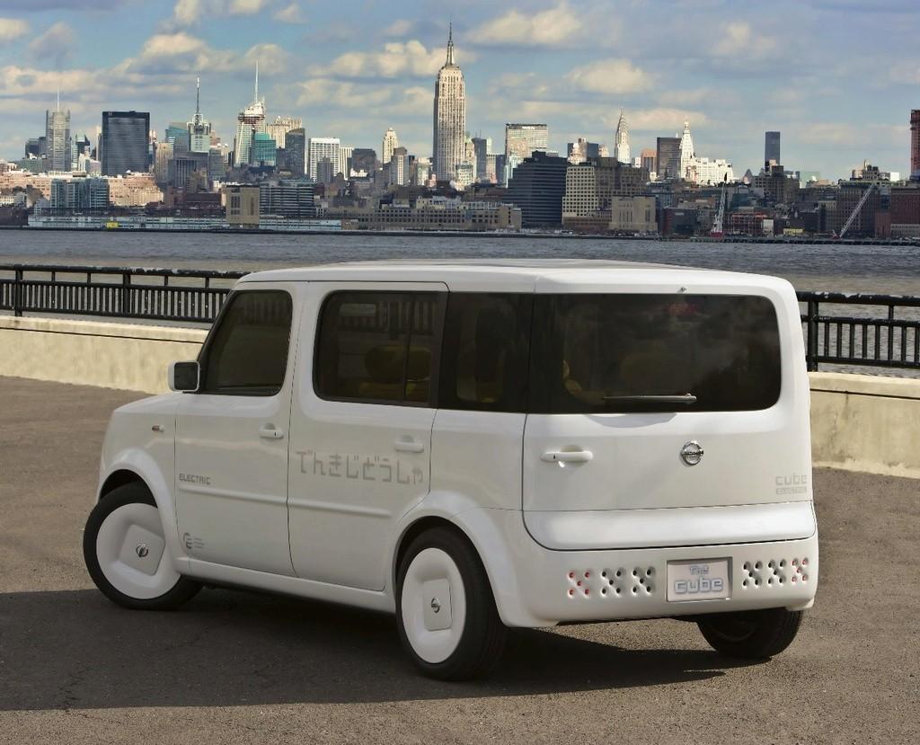 Foto de Nissan Denki Cube Concept (2/3)