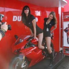 Foto 14 de 35 de la galería las-pit-babes-de-estoril-en-una-ducati-1098 en Motorpasion Moto