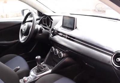 ¡Filtrado! Así es el interior del nuevo Mazda 2