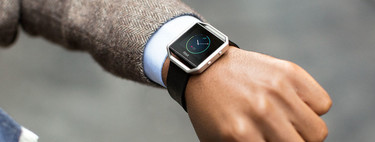 Fitbit se estrella ahogada por el Apple Watch