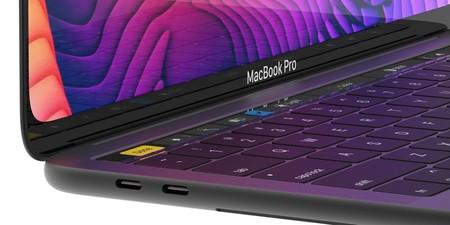 Macbook Pro 14 Concepto