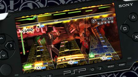 'Rock Band Unplugged', desvelados nuevos detalles sobre la entrega de PSP