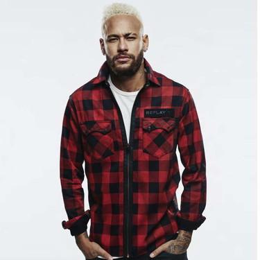 Neymar Jr y REPLAY hacen del estilo urbano el nuevo cool con su colección cápsula para este 2020