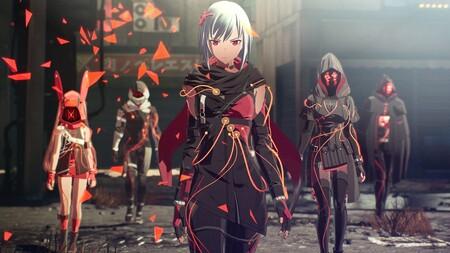 El excelente RPG de acción Scarlet Nexus se suma hoy mismo al catálogo de Xbox Game Pass