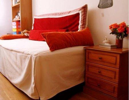 La daybed de Irina, o cómo hacer una funda para una cama turca