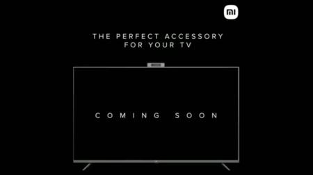 Xiaomi anuncia el lanzamiento de una webcam con la que podremos hacer videollamadas desde nuestro televisor