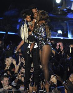 Me declaro muy fan de Blue Ivy en los MTV Video Music Awards 2014