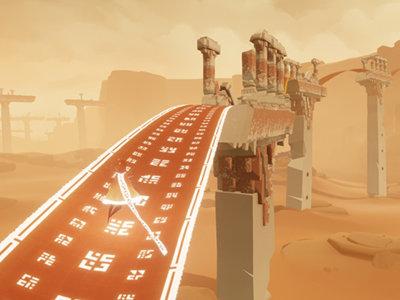 La espera pronto terminará, Journey llegará a PS4 en este mes de julio y también lo hará como Cross-Buy