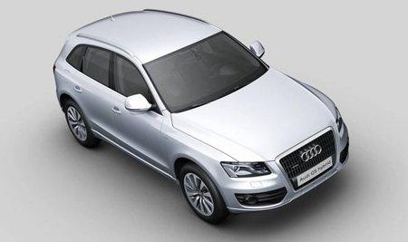 Audi Q5 Hybrid, desvelado antes de tiempo