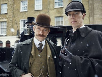 Regalo de Año Nuevo: El especial de 'Sherlock' se estrena el 1 de enero