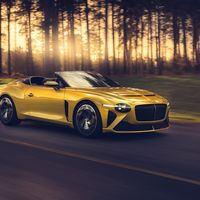Bentley Bacalar: un exclusivo descapotable de 650 CV del que tan solo se fabricarán 12 unidades... ya vendidas