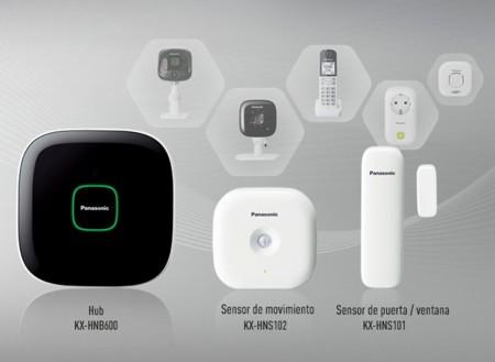 Kit Basico Panasonic