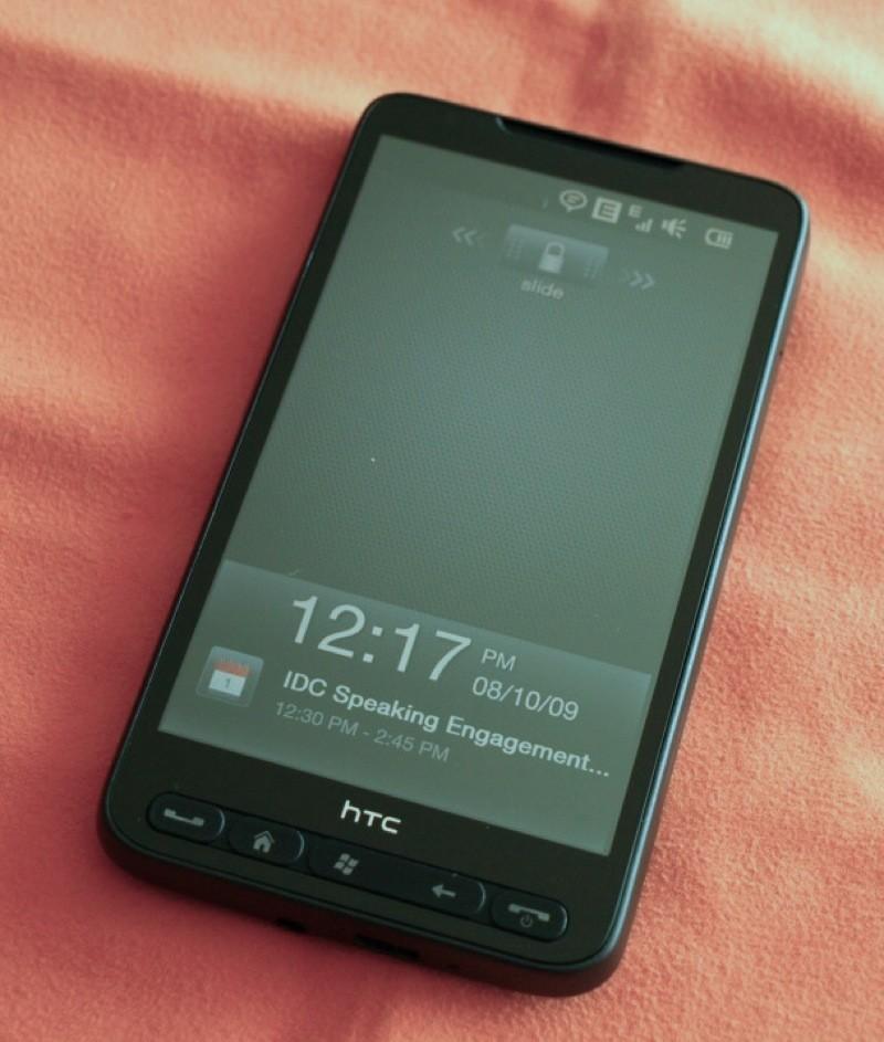 Foto de HTC HD2, nueva galería (7/11)