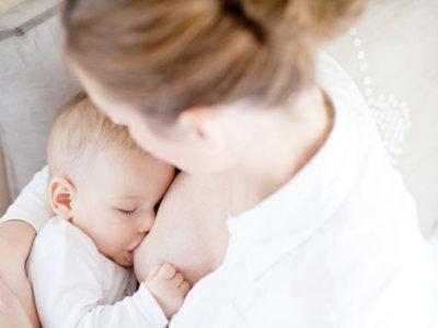 Lactancia materna después de una cesárea (mi experiencia)
