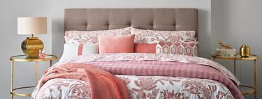 Cómo renovar tu casa cambiando cojines, manteles y edredones... 29 ideas de las rebajas de El Corte Inglés (que suman descuentos con Blancolor)