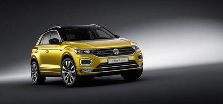 El Volkswagen T-Roc viene con ganas de guerra, con esta variante deportiva R-Line