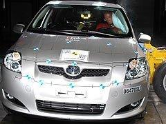 Euro NCAP felicita a Seat