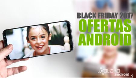 Black Friday 2017: ofertas del día 22 en móviles y accesorios Android