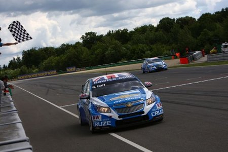 Nuevo doblete de Chevrolet en Brno