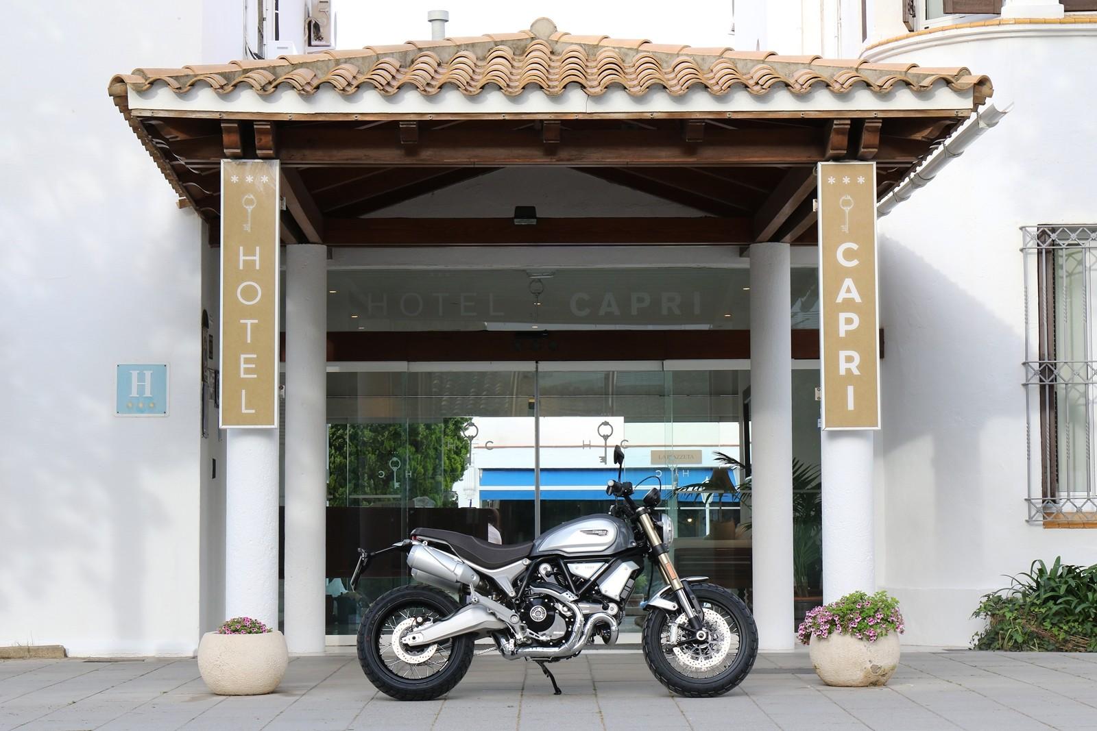 Foto de Ducati Scrambler 1100 2018, prueba (35/35)
