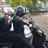 Con 44 robos con motos ¡al día!, Inglaterra por fin reacciona contra unos delincuentes casi intocables