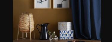 ¿Quieres que tu casa sea más sostenible? Descubre esta selección de 13 artículos de Ikea fabricados con materiales naturales