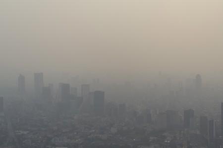 Es oficial: se suspenden las clases en Ciudad de México debido a la contaminación
