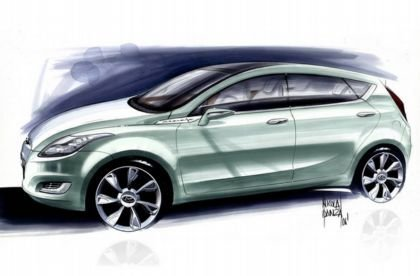 Hyundai Arnejs Concept, la apuesta coreana para el segmento de los compactos
