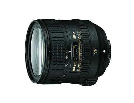 Nikon presenta su nuevo objetivo para full frame: AF-S NIKKOR 24–85mm f/3.5–4.5G ED VR